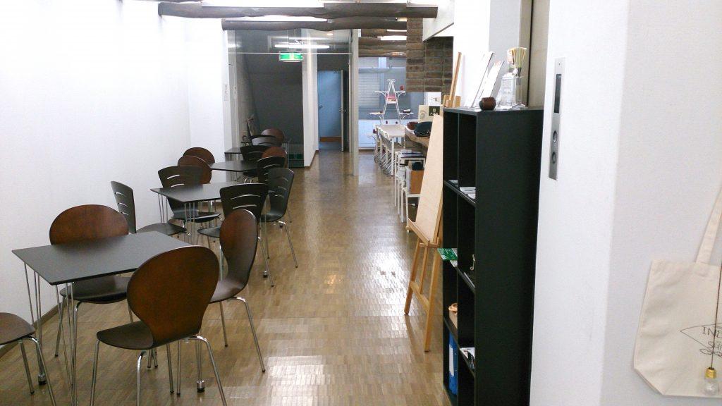 2F交流スペース