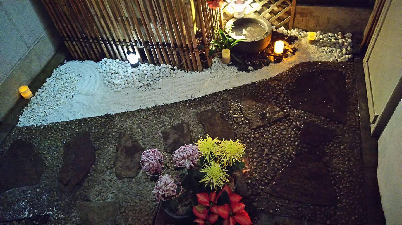 畳の和空間「桃原」