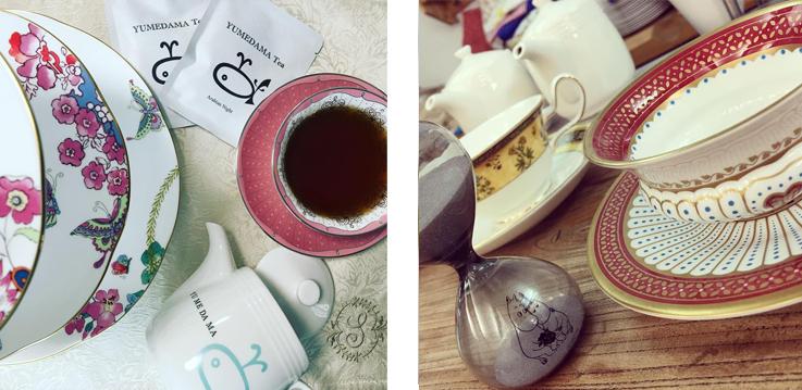 姫路 紅茶専門店ゆめだま